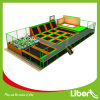 Indoor Trampoline Park with Foam Pit Game