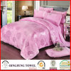 Fashion Poly-Cotton Jacquard Bedding Set Df-C164