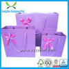Promotion Shopping Carrier Kraft Gift Paper Bag Print with Handle