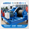 Jm Slow Speed Electric Capstan Winch for Sale