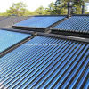 Low Temp Heat Pipe Solar Collector for -35 Degree