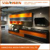 Bright Color Combined High Gloss Modern Lacquer Kitchen Cabinet