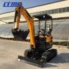 LTE20 2ton Hot Sale Earthing Moving Farm Small Digging Machine Hydraulic Bucket Crawler Mini Excavator