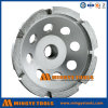 Diamond Tools Single Rim Grinding Wheel for Polishing Concrete and Marble