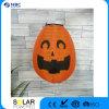 Halloween Pumpkin Lantern with Solar Panel