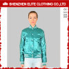 Wholesale Women Green Satin Jacket Girls (ELTBJI-65)