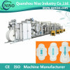 Half Servo High Speed Women Sanitary Pads Machine with Packing Machine