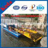 Hydraulic Aquatic Water Weed Harvester in Indonesia