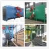 H-Beam Steel Sand Blasting Machine for Surface Cleaning and Processing