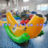 Customize Water Park Inflatable Banana Boat/High Quality Fun Water Sport Inflatable Flying Bananas