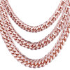 Wholesale Cuban Link Chain Jewelry Men Gold Chains