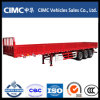 Cimc Tri-Axle 40 Ton Cargo Transport Semi Trailer