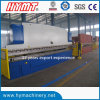 WC67Y-300X6000 Hydraulic stainless steel plate folding machine/pipe bending machine