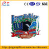 Customized High Quality Happy Holiday Metal Badge