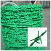 PVC Coated Galvanized Barbed Wire Fence