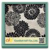 Fashion Bonding Flocking Suede Chenille Pattern Fabric for Sofa Upholstery Cushion (CIGD1N013)