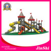 Caesar Castle Series 2018 Latest Outdoor/Indoor Playground Equipment, Plastic Slide, Amusement Park GS TUV (KC-001)