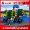 Newest Whloe Plastic Playground, Outdoor, Indoor Playground, Safe Playground HD16-158A