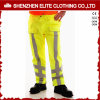Durable Mechanic Waterproof Fluorescent Yellow Work Pants