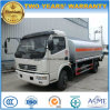 Dongfeng 4*2 Fuel Tanker 6000 Liters Gasoline Bower Tank Truck