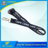 Professional Custom Silk Screen Printed Lanyard with Any Logo (XF-LY18)