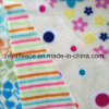 Print Flannel Fabric in 100% Polyester