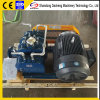 Dsr100g Biogas Compressor Three Lobes Roots Blower 11kw Biogas Compressor Metallurgy Vacuum Pump