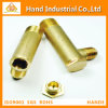 Brass Tube Fittings CNC Trurning Part for Gas Industry