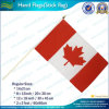 High Quality Standard Size Polyester Country Hand Flag (NF01F02022)