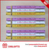 Colorful 72′′ 12 Fold Wooden Folding Ruler for Christmas Gift