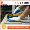 Latex Coated Sandy Finished Labour Protective Anti-Slip Work Glove