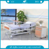 Whole Set Bedside Cabinet Electric Medical Bed (AG-BM005)