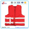 50n Buoyancy Red Color Youth Boating Vest