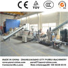 PP PE Film and Woven Bag Plastic Granulating Machine