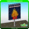 Solar Power Flex Banner Billboard Frame Advertising