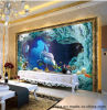 Inkjet Printing 3D Flooring Sea World Tile
