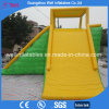 2017 Summer Hot Air Tight Giant Inflatable Floating Water Slide