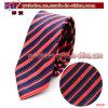 Silk Necktie Skinny Tie Nylon Cable Tie Party Supply (B8007)