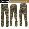 Woodland Camouflage   Military Tactical Outdoor Men′s Long Pant