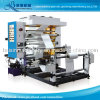 Polyethylene Flexo Printing Machine Two Color Print Logo