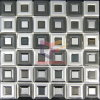 Nesting Shape Stainless Steel Metal Mosaic (CFM750)