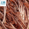 99.99% Mill-Berry Scrap Copper Wires China Exports Pure Scrap Copper