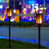 Solar LED IP65 Dancing Flame Lighting Flickering Torch Light for Garden/Pathways/Yard