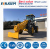 Eoguem Telescopic Earth Moving Equipment Front End Loader Agriculted Mini Wheel Loader