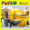 China Trailer Concrete Pump/ Diesel Concrete Pump 2017 Hot Selling (HBTS)