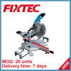 Fixtec 255mm 1800W Compound Double Mitre Saw Stand for Aluminum
