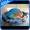 Advertising Inflatable Helium UFO Planet Balloon with Digital Printing