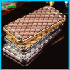 Heike Translucence Electroplating TPU Mobile Phone Case for iPhone