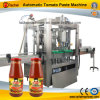 Automatic 2 in 1 Fruit Sauce Filling Capping Machine