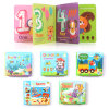 Baby Bath Books Waterproof Bathroom Toys Early Learning Educational Toys Gift Bath Books for Kids